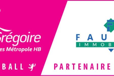 Partenariat Handball Féminin Grégorien